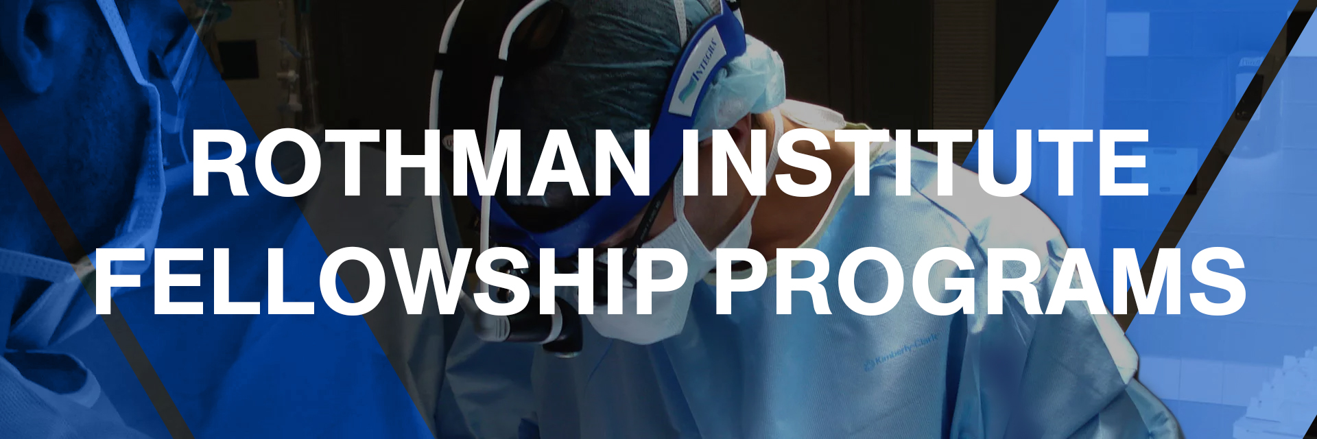 Fellowships | Rothman Orthopaedic Institute