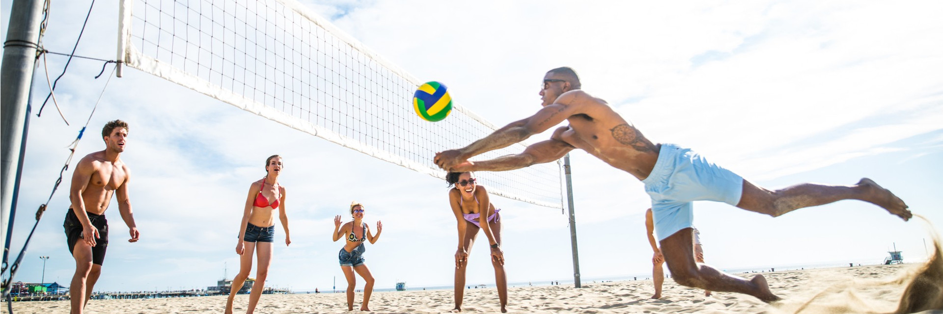 Beach Volleyball Injuries: The Unexpected Shin Splints | Rothman ...