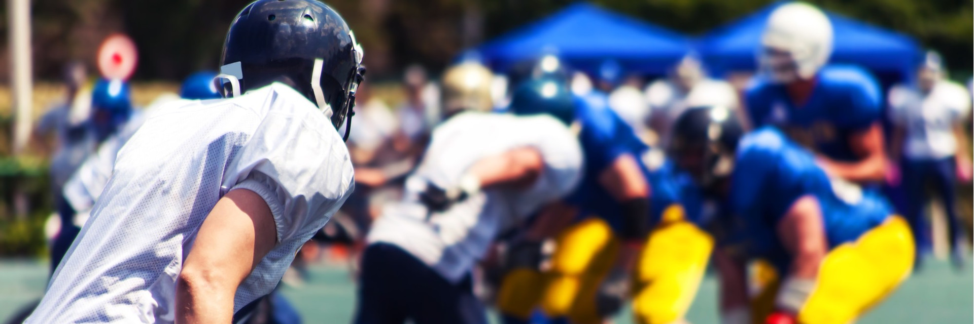 Risks and Relief for Heat Exhaustion in Football Players