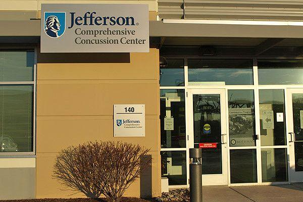 Jefferson Comprehensive Concussion Center celebrates anniver...