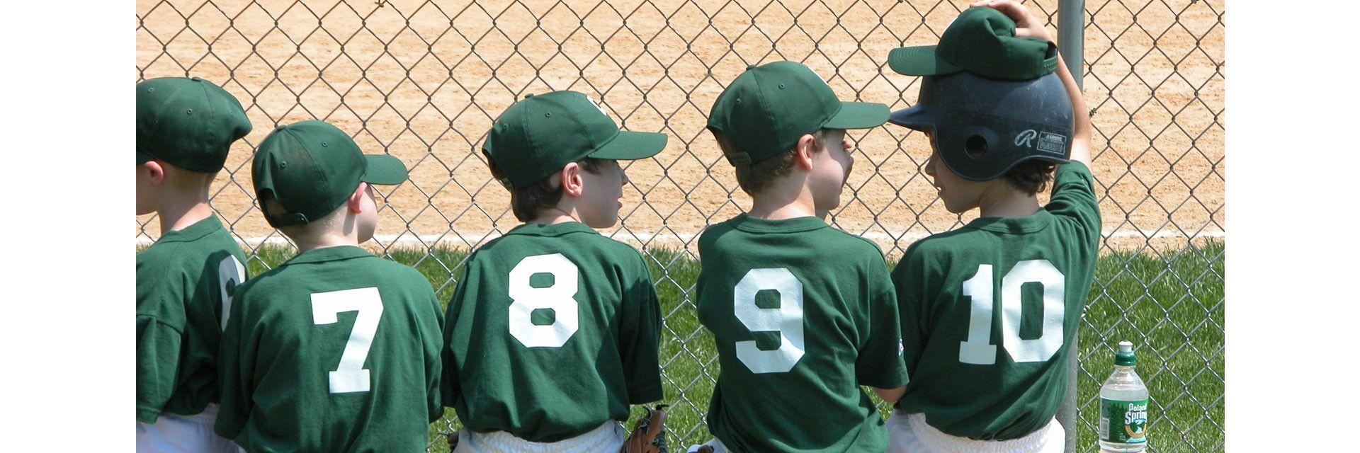 Overuse Injuries In Young Baseball Players