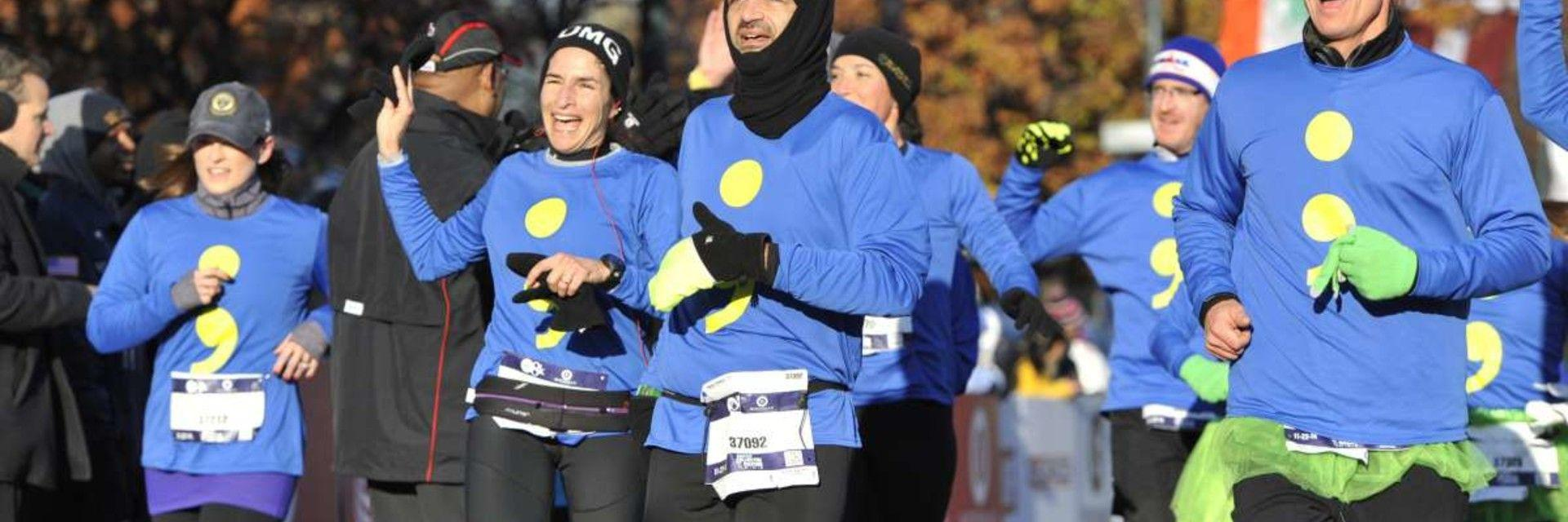Running with colon cancer, sports medicine doctor takes on t...