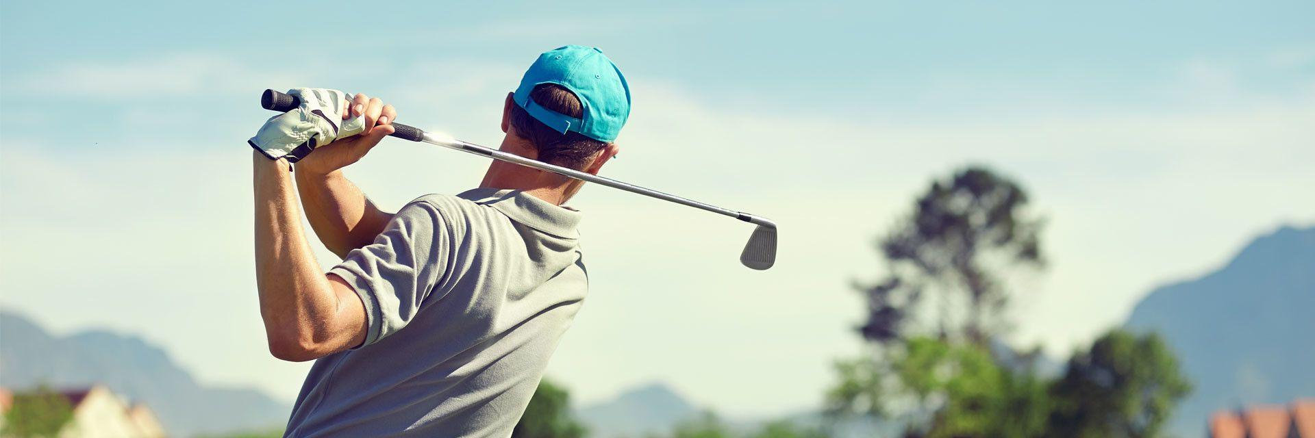 Don't Let Shoulder Pain Hurt Your Handicap: Rotator Cuff Tendonitis
