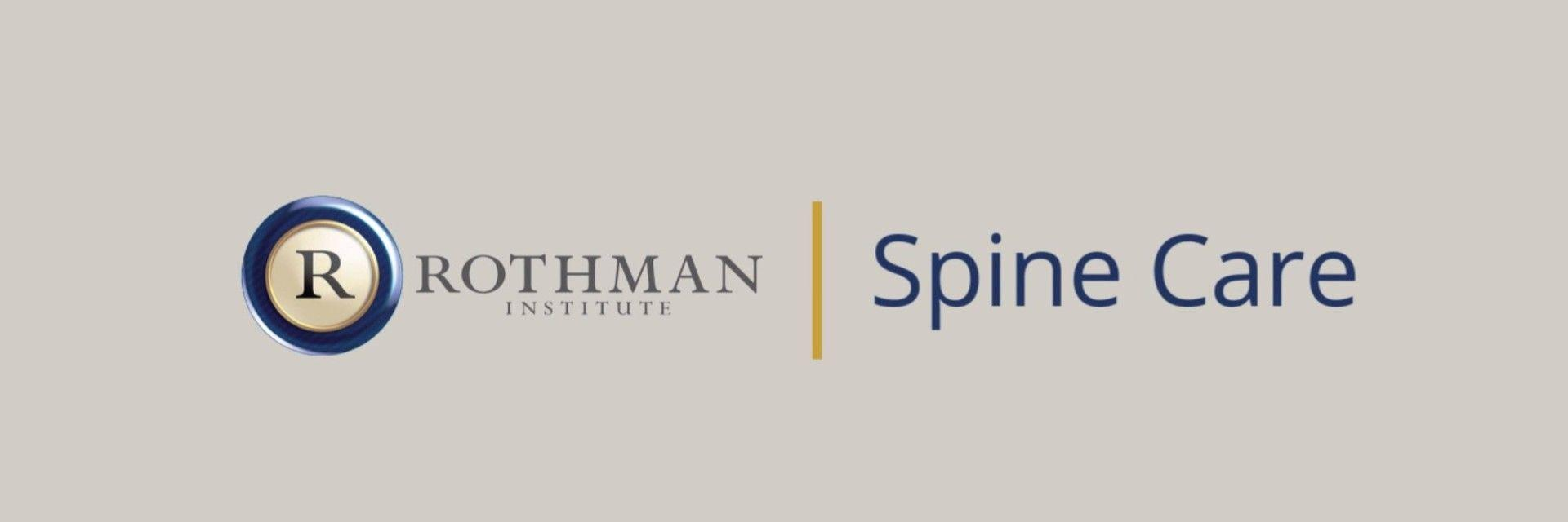 Rothman Spine Program Intro