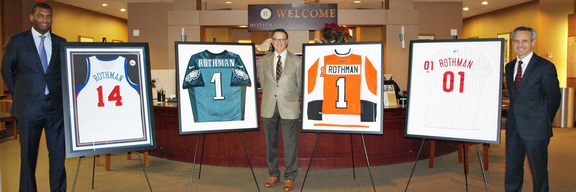 Sports Medicine Fellowship | Rothman Orthopaedic Institute