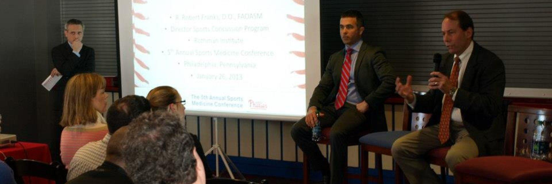 Phillies, Rothman Institute collaborate for 5th Annual Sport...